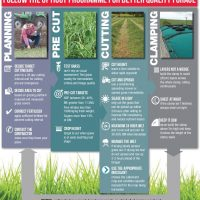 Opticut Programme for grass Silage Specialist nutrition grass silage